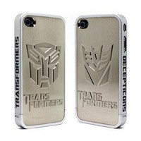 Transformers Autobots iPhone 4/4S Hard Protective Case