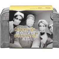 Ms. & Mrs. - Labor & Delivery Survival Kit