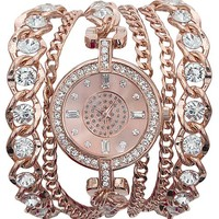 BKE Chain Wrap Watch