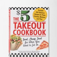 UrbanOutfitters.com > The $5 Takeout Cookbook By Rhonda Lauret Parkinson