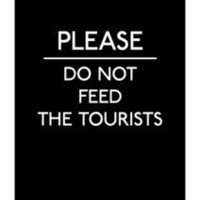 Luna & Curious — Please Do Not Feed The Tourists