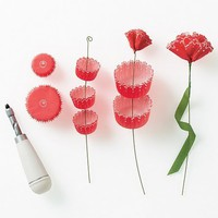 Paper / Sticker and Cupcake Paper Flowers?and a Jo-Ann?s Coupon! - The Crafts Dept.