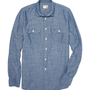Incotex Chambray Shirt | MR PORTER