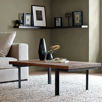 Industrial Coffee Table | west elm