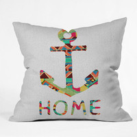 DENY Designs Home Accessories | Bianca Green You Make Me Home Throw Pillow