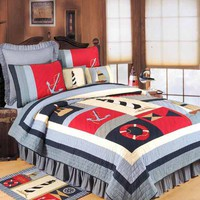 Atlantic Isle Standard Bedding Set | Atlantic Linens