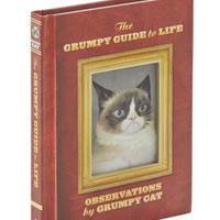 Chronicle Books Cats The Grumpy Guide to Life