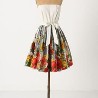 Flower Stand Dress - Anthropologie.com