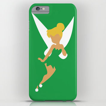 Tinker Bell iPhone & iPod Case by Adrian Mentus