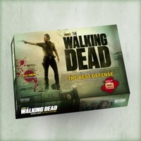 The Walking Dead: The Best Defense Board Game