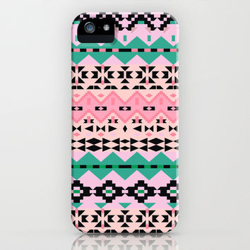 Mix #521 iPhone & iPod Case by Ornaart