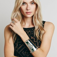 From St Xavier Womens Ivy Cuff - Silver One