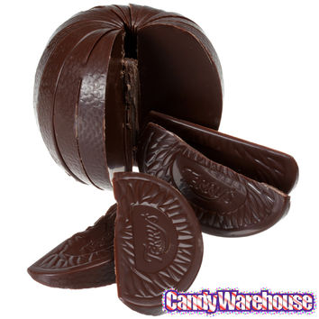 Terry's Dark Chocolate Orange Ball Gift Box | CandyWarehouse.com Online Candy Store