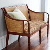 "French Laundry Home - ""Suzette"" Settee - Horchow"