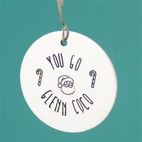 You Go Glen Coco - Mean Girls Ornament - Spiffing Jewelry