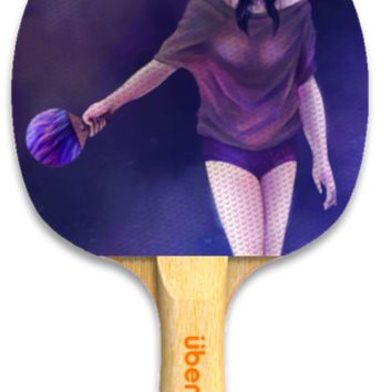 Raging Pong I Ping Pong Paddle by Uberpong