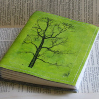 tree of free spirit journal by BlueToad on Etsy