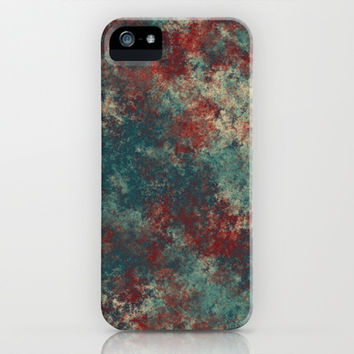 Mottled iPhone & iPod Case by Anchor Eight