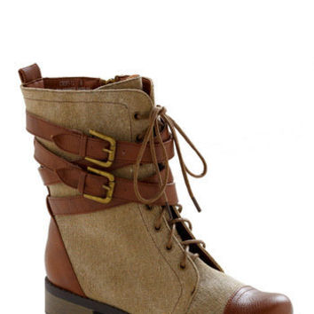 Be Buckle Soon Boot