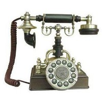 tube telephone antique - Page 2 - Polyvore