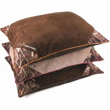 Wag Bag Max4 Camo & Sherpa Pet Bed, Large, 30 in. x 40 in.