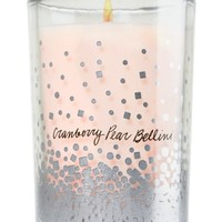 Medium Candle Cranberry Pear Bellini