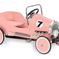 Retro Pedal Car, Pink, Children's Toys
