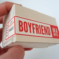 Boyfriend in a Bottle (tm) - Ships Sept. 7th
