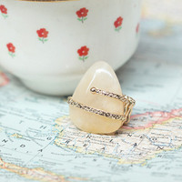 brescia loire pendant ring - &amp;#36;15.99 : ShopRuche.com, Vintage Inspired Clothing, Affordable Clothes, Eco friendly Fashion