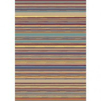 Joy Carpets Tropics Latitude Rug - 1481-Tropics - Striped Rugs - Area Rugs by Style - Area Rugs