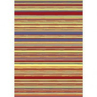 Joy Carpets Aztec Latitude Rug - 1481-Aztec - Striped Rugs - Area Rugs by Style - Area Rugs