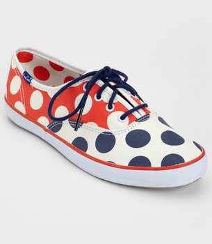 Keds Limited Edition Polka Dot Sneakers