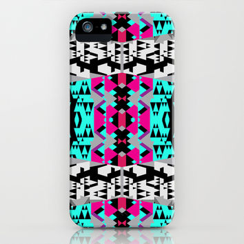 Mix #502 iPhone & iPod Case by Ornaart