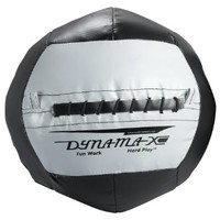 Dynamax Medicine Ball (Black/Grey, 16-Pound)