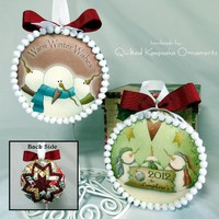 QuiltedkeepsakeOrnaments - Craft Cafe