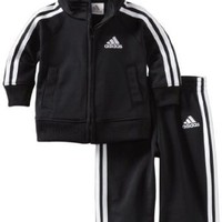 Amazon.com: adidas Baby-Boys Infant Core Tricot Set: Clothing