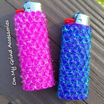LIGHTER -- XL PINK and Spiked