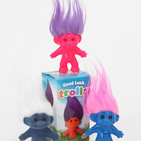 Good Luck Troll Figure