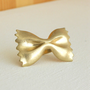 Golden Farfalle Ring [3189] - $9.00 : Vintage Inspired Clothing &amp; Affordable Summer Dresses, deloom | Modern. Vintage. Crafted.