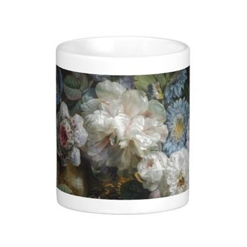 Pretty Floral Coffee Mug