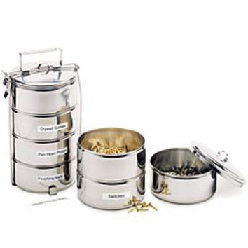 Stainless Steel Storage Bins: Shop Storage Bins, Workshop Storage Bins
