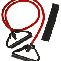 SPRI ES501R Xertube Resistance Band with Door Attachment