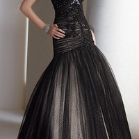 Alyce Black Label Evening Dress 5474 - Alyce Black Label Dresses - Shop Dresses by Designer