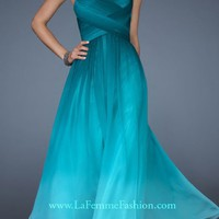 La Femme Elegant Evening Dress 18497 - Any Occasion Dresses - Dresses