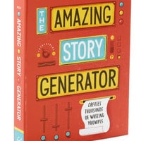 The Amazing Story Generator | Mod Retro Vintage Books | ModCloth.com