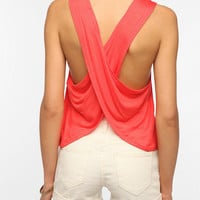 Daydreamer LA Button-Down Tank Top
