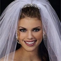 Wedding Veils MWVO007