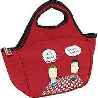 Angry Little Girls I'm Eating Lunch Bag - eBags.com