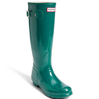 Hunter 'Original Tall' Gloss Rain Boot (Women)(Nordstrom Exclusive Color) | Nordstrom