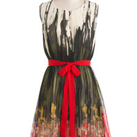 Penchant for Pigment Dress | Mod Retro Vintage Dresses | ModCloth.com